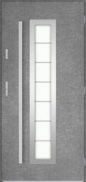 Venkovní vchodové dveøe Hevelio, Superior 55 PLUS