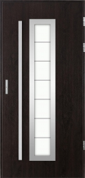 Venkovní vchodové dveøe Hevelio, Comfort 73 - zvìtšit obrázek