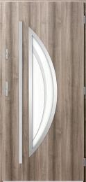 Venkovní vchodové dveøe Polea, Comfort 73 - zvìtšit obrázek