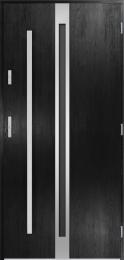 Venkovní vchodové dveøe Linea, Superior 55 PLUS - zvìtšit obrázek
