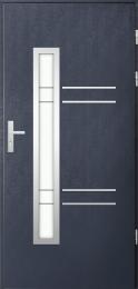 Venkovní vchodové dveøe Avillon, Comfort 73