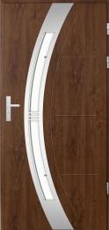 Venkovní vchodové dveøe Andrea, Superior 55 PLUS - zvìtšit obrázek