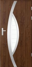 Venkovní vchodové dveøe Pegos, Comfort 73 - zvìtšit obrázek