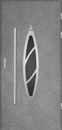 Venkovní vchodové dveøe Ariana, Superior 55 - zvìtšit obrázek
