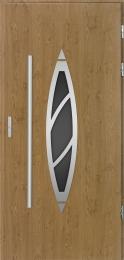 Venkovní vchodové dveøe Ariana, Superior 55 PLUS