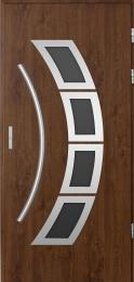 Venkovní vchodové dveøe Tanya, Comfort 73