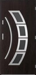 Venkovní vchodové dveøe Tanya, Superior 55 - zvìtšit obrázek
