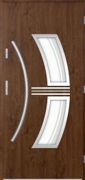 Venkovní vchodové dveøe Stella, Superior 55 PLUS - zvìtšit obrázek