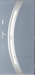 Venkovní vchodové dveøe Andrea, Superior 55 - zvìtšit obrázek