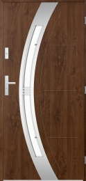 Venkovní vchodové dveøe Andrea, Superior 55 PLUS