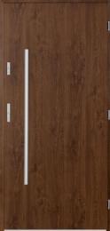 Venkovní vchodové dveøe Simple, Superior 55 - zvìtšit obrázek